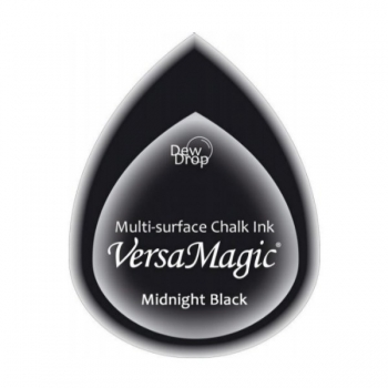 Stempelkissen VersaMagic Midnight Black