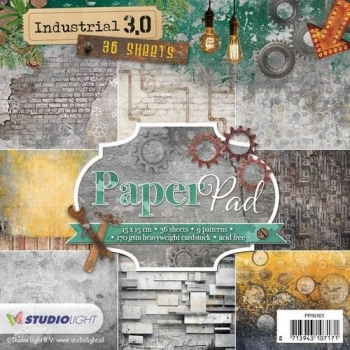 Papierblock Industrial 3.0